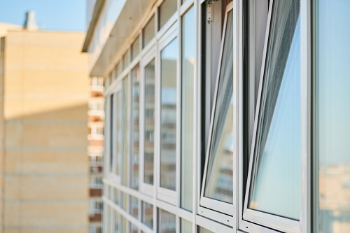 Fenêtres en aluminium à Paris